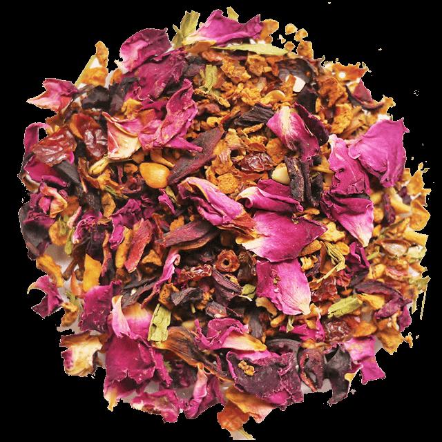 トロピカルビューティー 茶葉