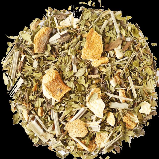 ミント&レモンブレンド 茶葉